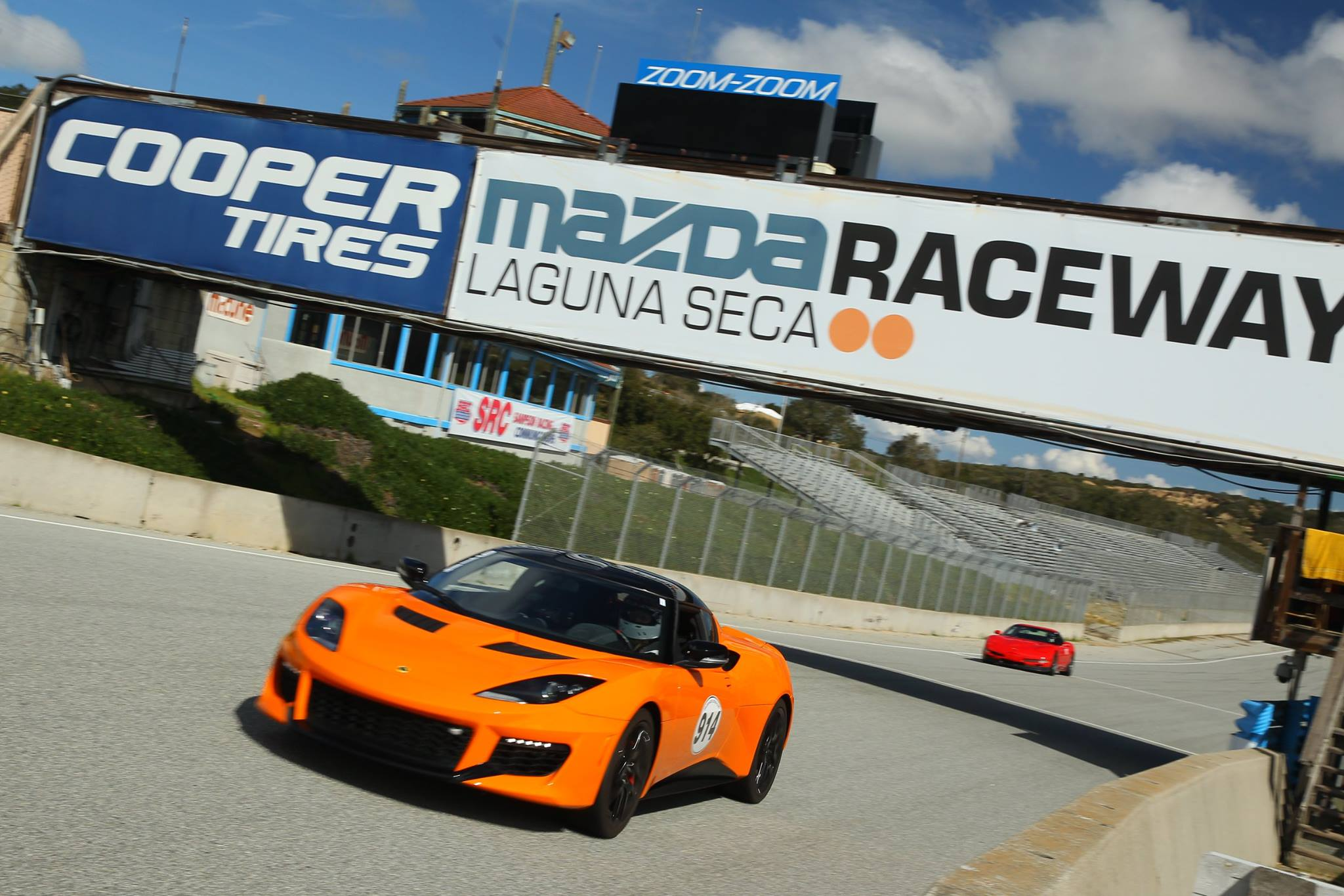 GGLC Track Day – July 15 – Laguna Seca – Golden Gate Lotus Club